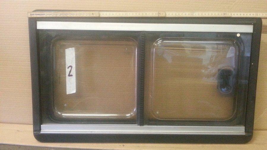 Campingfenster 002 kunststoff schiebefenster 80 00 for Schiebefenster kunststoff